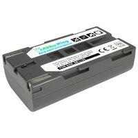 Akku kompatibel mit Samsung SB-L160 - Li-Ion 2200 mAh - für SCL810, SCL901, SCW80, VP-L520, VP-L870, VP-SCD55, VP-W80, VP-W87, SB-L110A