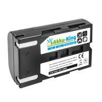 Akku-King Akku ersetzt Samsung SB-LSM80, SBL-SM80 - Li-Ion 850mAh - für SC-D351, D353, D362, DC565, DC575, VP-D653, VP-DC563