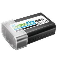 Akku kompatibel mit Nikon EN-EL1 - Li-Ion 850 mAh - für Coolpix 4300, 4500, 4800, 5000, 5400, 5700
